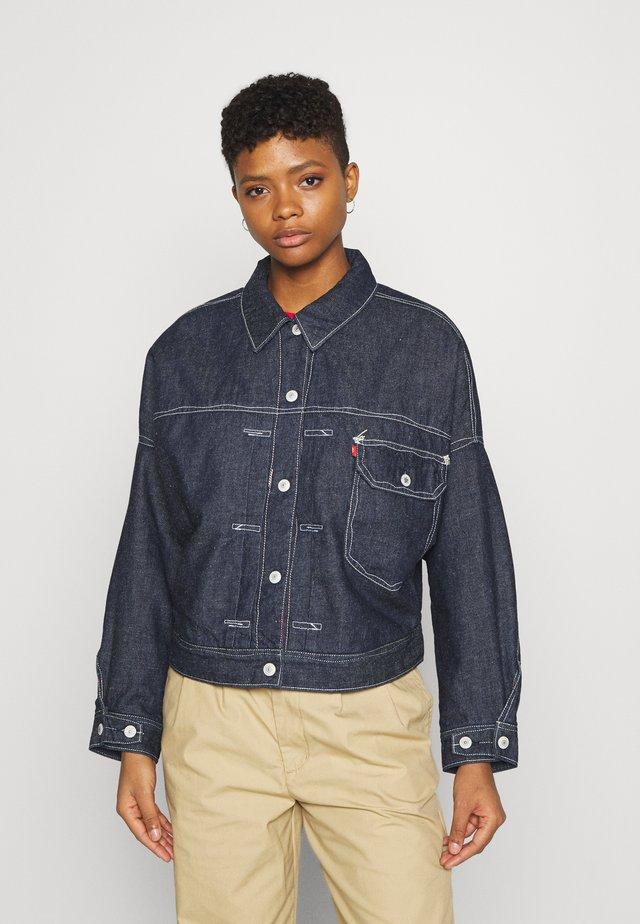 MINER TYPE - Denim jacket - celebration rinse