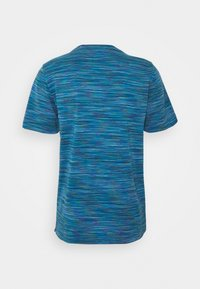 Missoni - SHORT SLEEVE - T-shirts med print - blue - 1