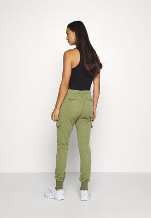 CRUSADE - Trousers - olive