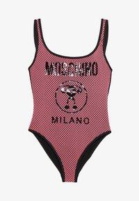 MOSCHINO SWIM - SWIMSUIT - Swimsuit - fuchsia - 0