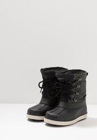 Friboo - Winter boots - black/green - 3