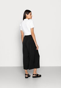 JUST FEMALE - PANTS - Pantalones - black - 2