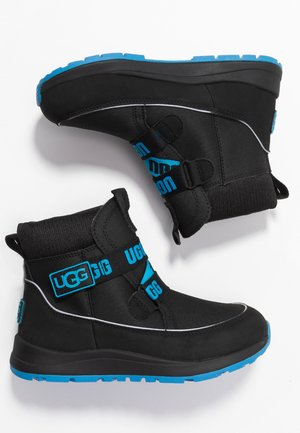 TABOR WP - Winter boots - black