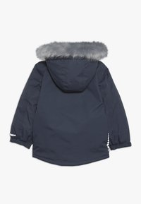 Minymo - SNOW JACKET SOLID - Zimní kabát - ombre blue - 2