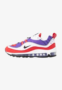 Nike Sportswear - AIR MAX 98 - Zapatillas - psychic purple/black/university red/white - 1