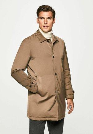 Short coat - dktaupe