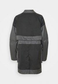 Jordan - NEXT UTILITY JACKET - Short coat - black/iron grey/black - 9