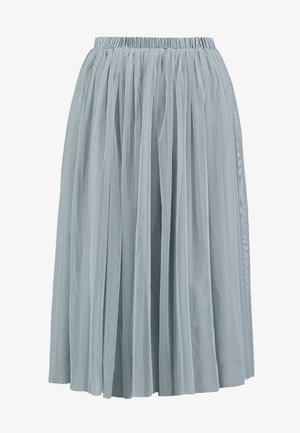 VAL SKIRT - Gonna a campana - teal