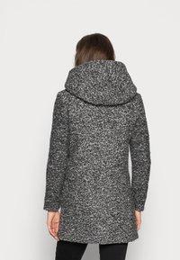 ONLY - Manteau classique - dark grey melange - 3
