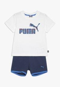 Puma - MINICATS ALPHA SET - Survêtement - white - 0