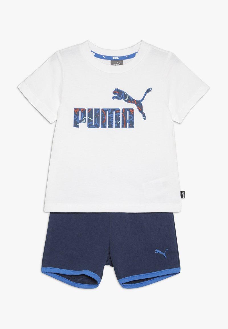 Puma - MINICATS ALPHA SET - Survêtement - white