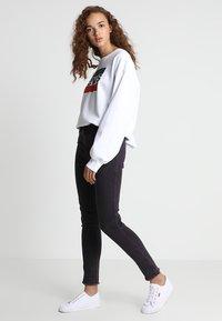 Levi's® Line 8 - L8 HIGH SKINNY - Jeans Skinny Fit - l8 byzantium stonewash - 1
