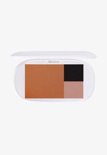 MOOD BOX MAKE UP PALLET - Face palette - swimming pool medium