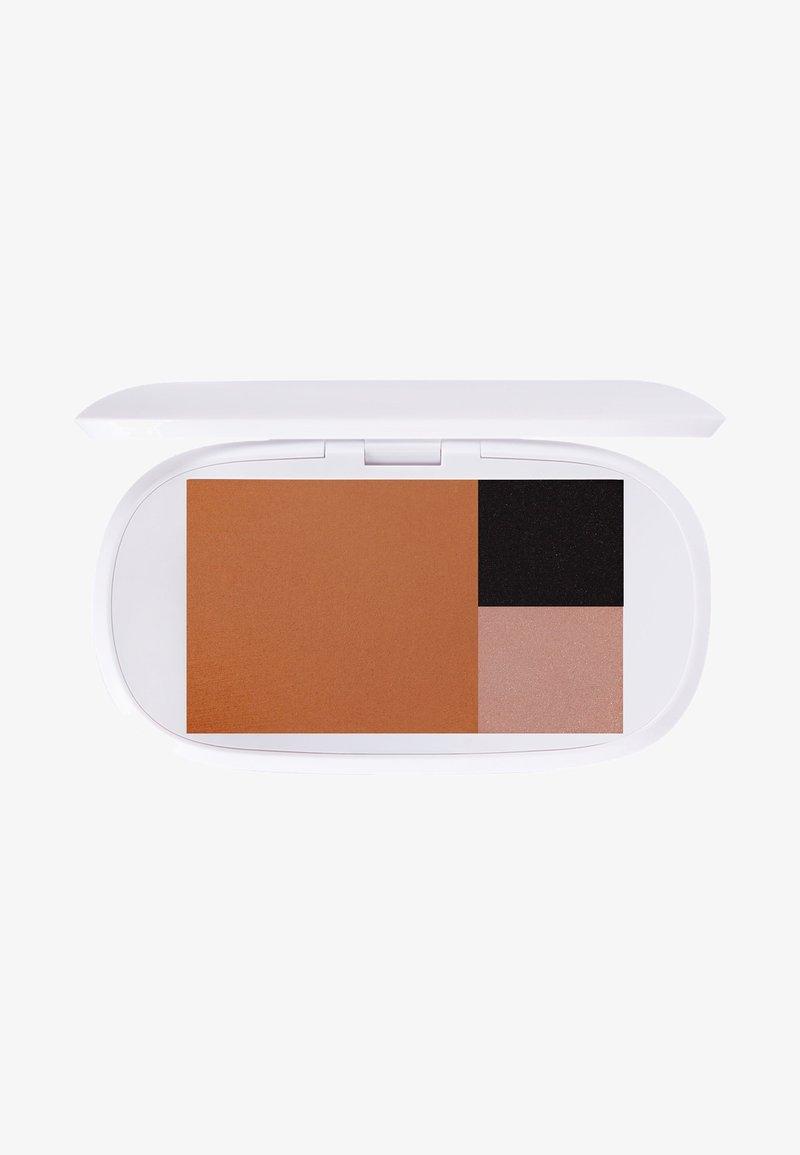 Irise Paris - MOOD BOX MAKE UP PALLET - Face palette - swimming pool medium