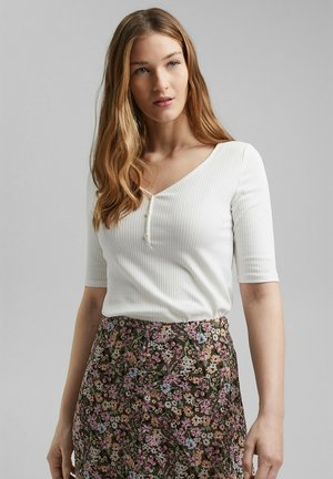 COO - Print T-shirt - off-white