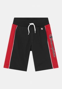 Champion - BASKET GAME UNISEX - Sports shorts - black - 0