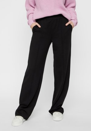 PCKLARA - Trousers - black