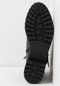 Pinto Di Blu - Cowboy/biker ankle boot - noir - 6