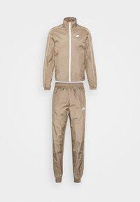 Nike Sportswear - SUIT BASIC - Tracksuit - olive grey/white - 2