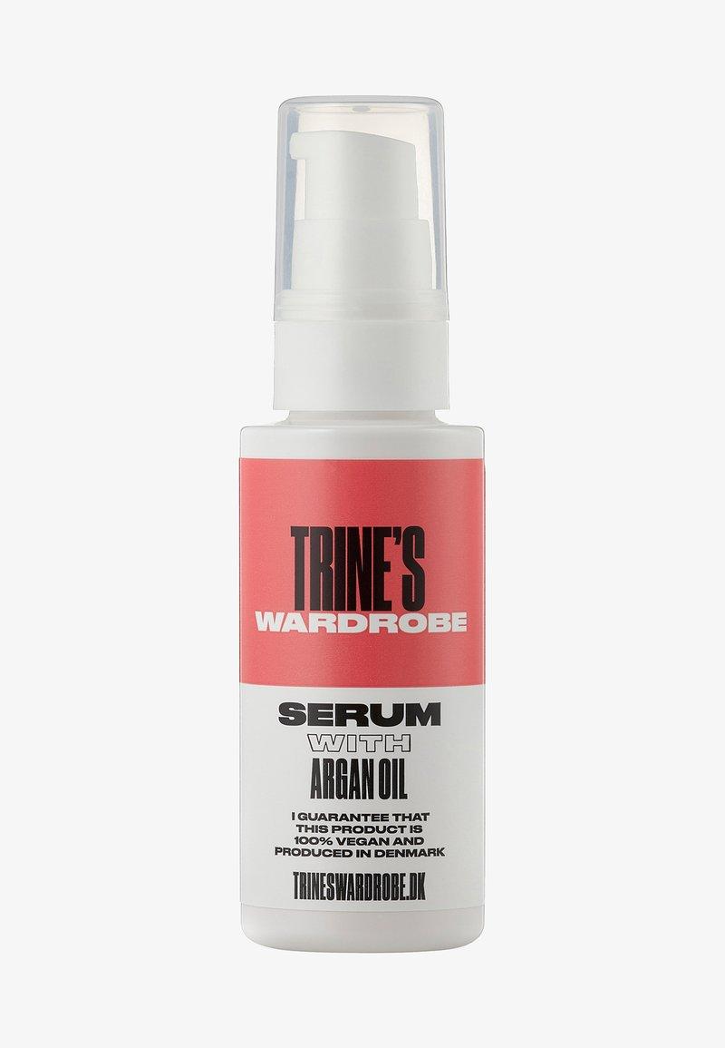 Trine's Wardrobe - TW ARGAN OIL SERUM - Hair treatment - -