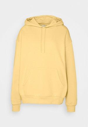 ODA - Hoodie - yellow unique