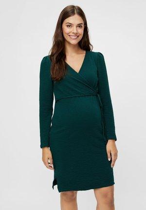 2-IN-1  - Jersey dress - ponderosa pine