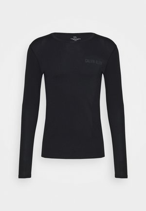 LONG SLEEVE - Langærmede T-shirts - black