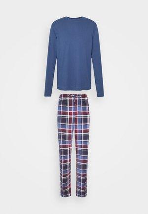 Pyjamas - blue/red