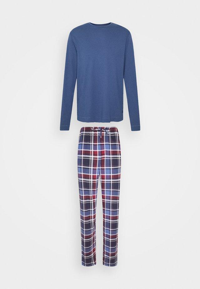 Pyjama - blue/red