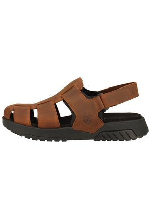 Walking sandals - buckthron brown 2031