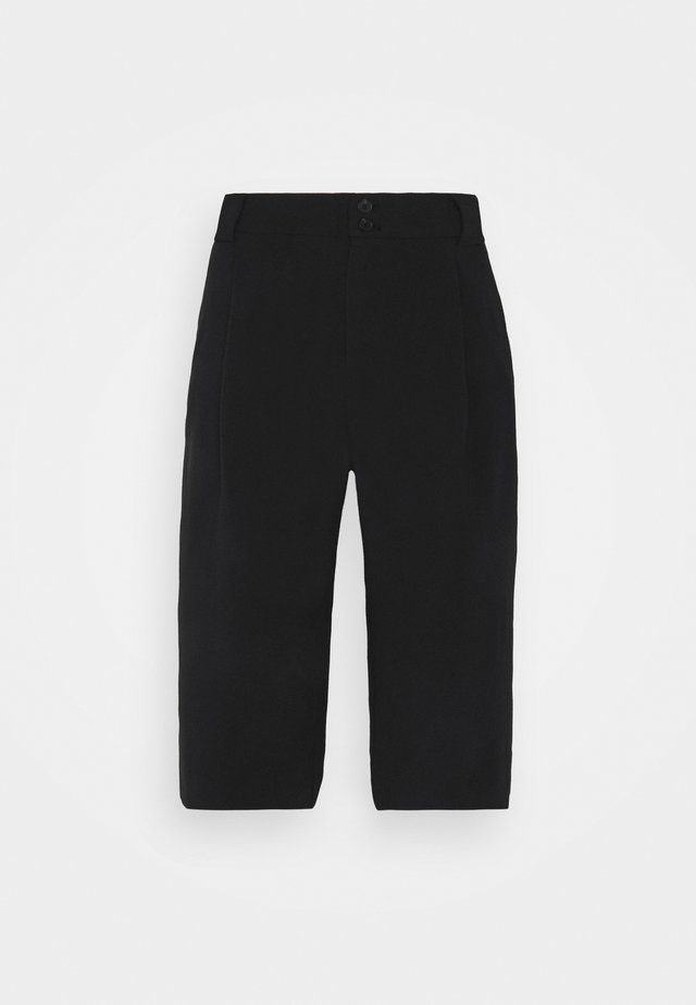 EARLY SPRING SUIT - Short - black