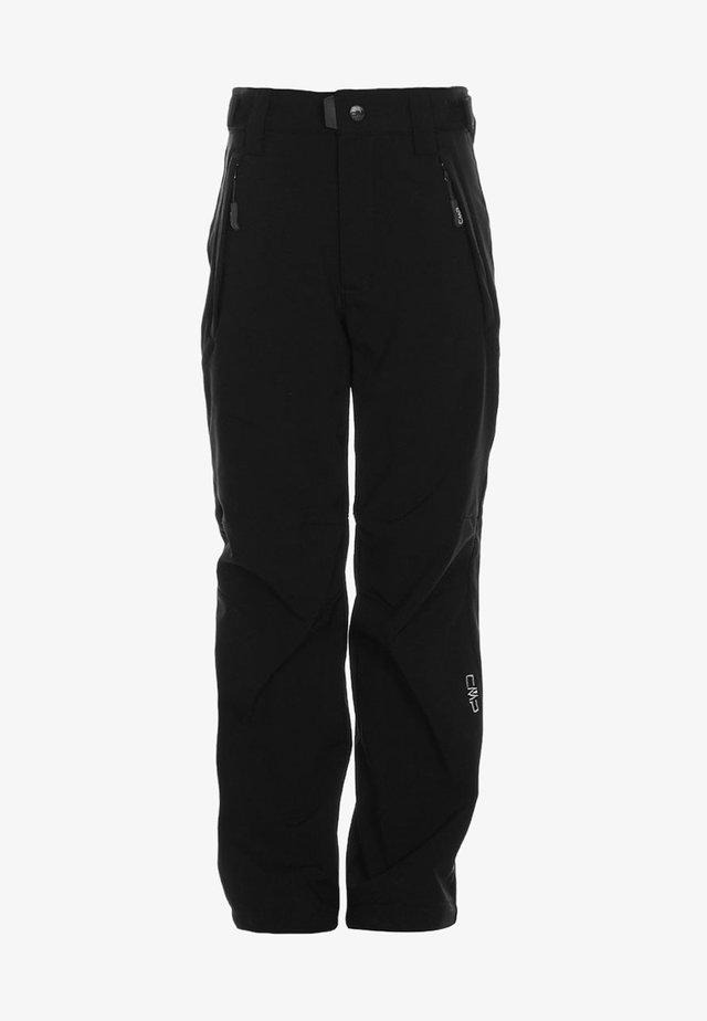 JUNIOR PANT - Snow pants - nero