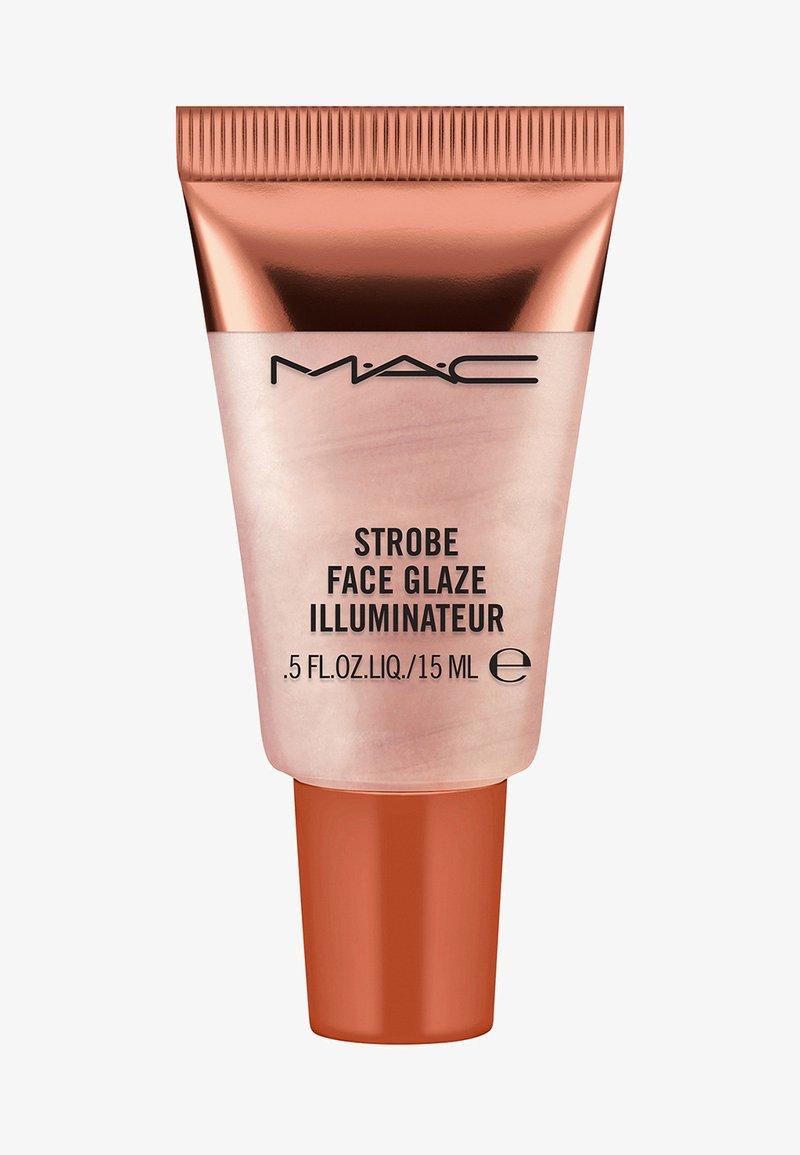 MAC - BRONZING COLLECTION STROBE FACE GLAZE - Highlighter - let's make waves