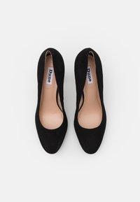 Dune London - AUTUMN - Platform heels - black - 4