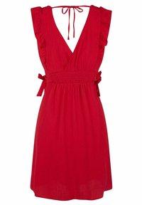 NAF NAF - Robe de soirée - red - 1
