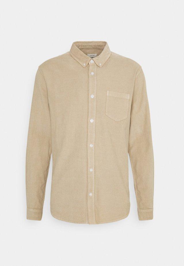 SLADE - Overhemd - sandshell
