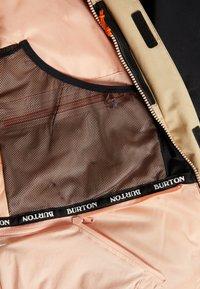 Burton - GORE EYRIS - Snowboard jacket - black - 6