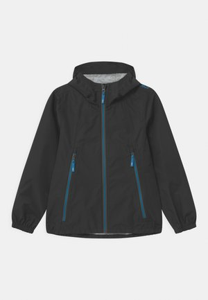 KID FIX HOOD - Waterproof jacket - antracite