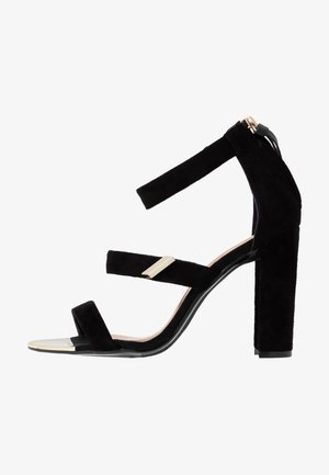 ALINRA - High heeled sandals - black