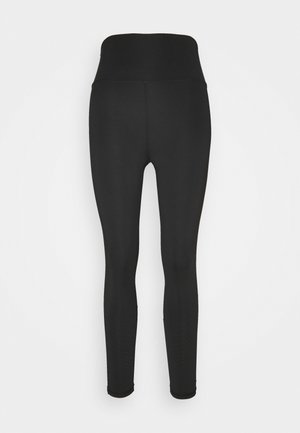 LIFESTYLE - Leggings - black lazer