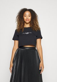 Juicy Couture - CROWN - T-shirt print - black - 0