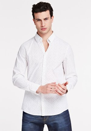 Shirt - mehrfarbig, weiß