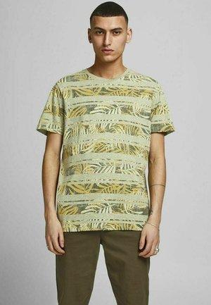 REGULAR FIT - Print T-shirt - iguana