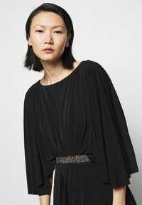 Lauren Ralph Lauren - CLASSIC LONG GOWN TRIM - Occasion wear - black - 3