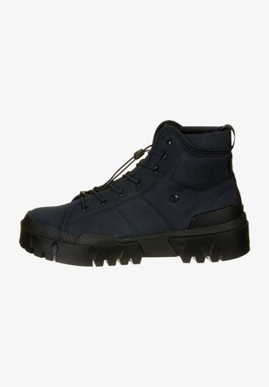 HMR PEAK G-TX - Lace-up ankle boots - black/oatmeal
