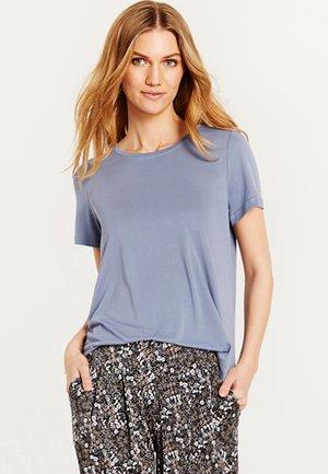 T-shirt - bas - 508dustyblue