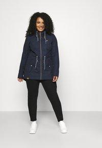 Ragwear Plus - MONADIS - Summer jacket - navy - 1