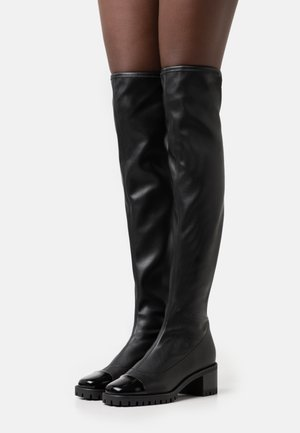 BOOT - Over-the-knee boots - nero