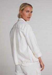 Oui - Outdoor jacket - antique white - 2