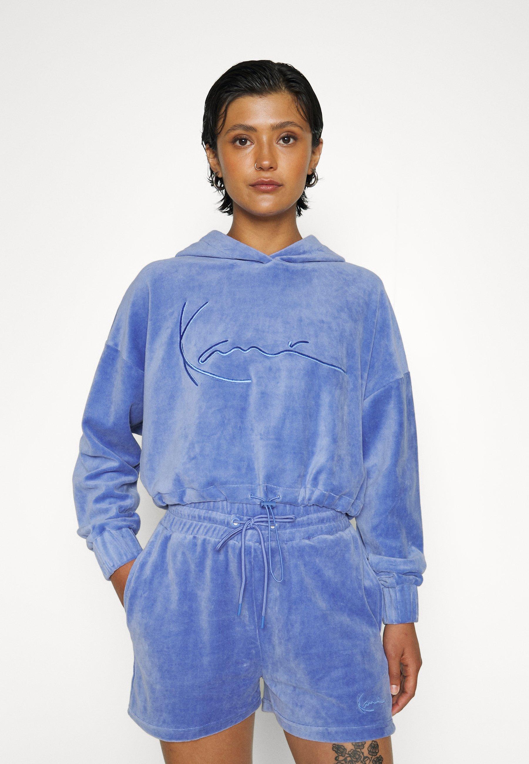 Women SIGNATURE CROP NICKI HOODIE - Sweatshirt